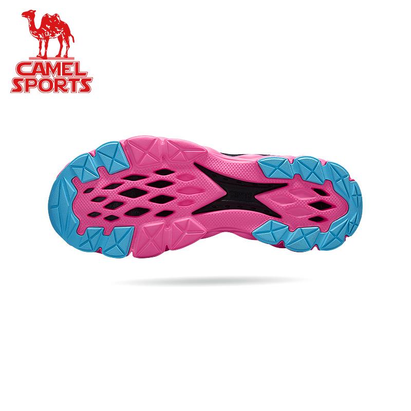 【断码清仓】骆驼运动鞋女 夏季套脚健步舒适减震女鞋 透气休闲鞋