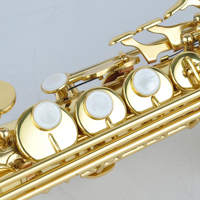 高音萨克斯 管 调高音萨克斯风 B 降 85G AT 美德威乐器 萨克斯