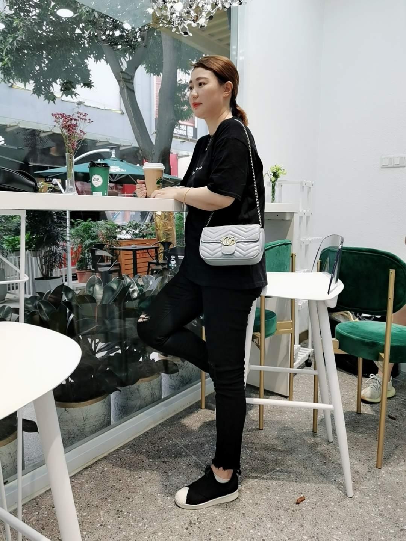 新款时尚女包头层自然摔牛皮女包经典休闲女包包 2020