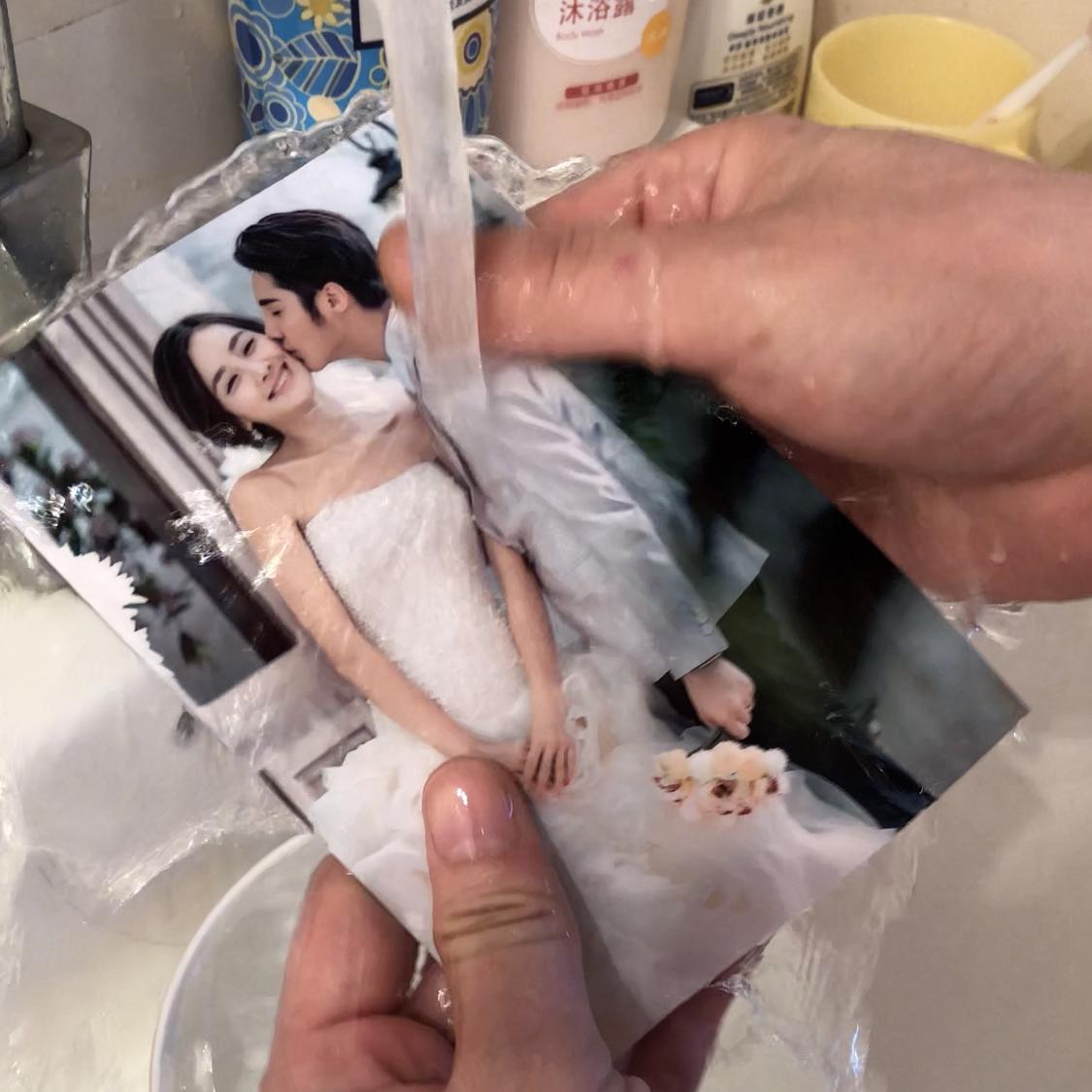 照片墙洗照片冲印打印相片5 6 8k10 a3 a4 13寸7*12寸正方椭圆形