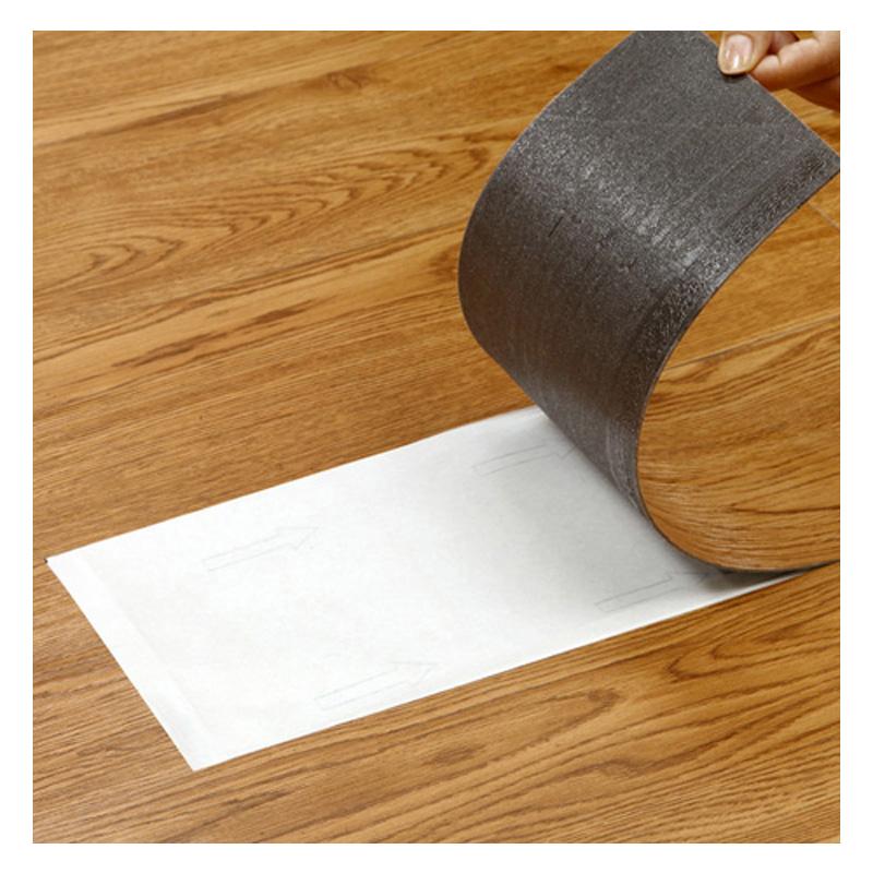 地板贴纸地板胶加厚防水耐磨塑胶地板贴纸卧室家用 PVC 自粘地板革