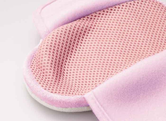 正品新款日本美体骨盆前倾矫正拖鞋改善O型腿塑身平底网状半掌鞋