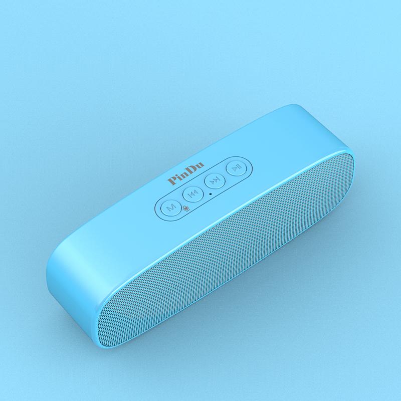 智能蓝牙音箱大音量3D环绕立体声家用双喇叭无线低音炮电脑小音响