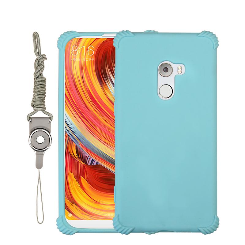 小米mix2手机壳气囊max保护套全包防摔mi个性创意