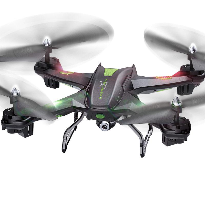 遥控小飞机无人机航拍高清专业直升机悬浮玩具男孩四轴飞行器儿童