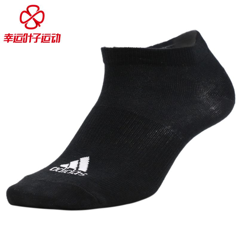 阿迪達斯男襪女襪2019夏季新款透氣低幫運動襪棉襪短襪襪子AA2315