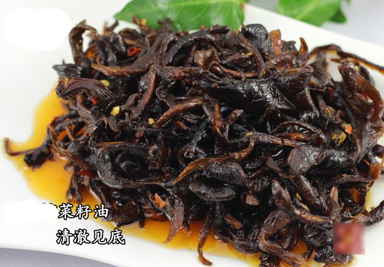 248克*10袋兰野松茸菌 松茸酱 云南特产野生菌蘑菇即食大理丽江