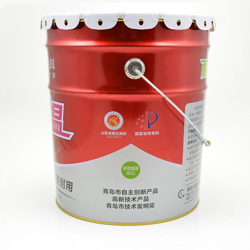 水性耐高温漆 烟囱锅炉设备工业金属防锈漆 排气管管道防护漆
