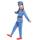 儿童小红军演出服装男女忆闪闪的红星舞蹈合唱八路表演服弹力军装 mini 4