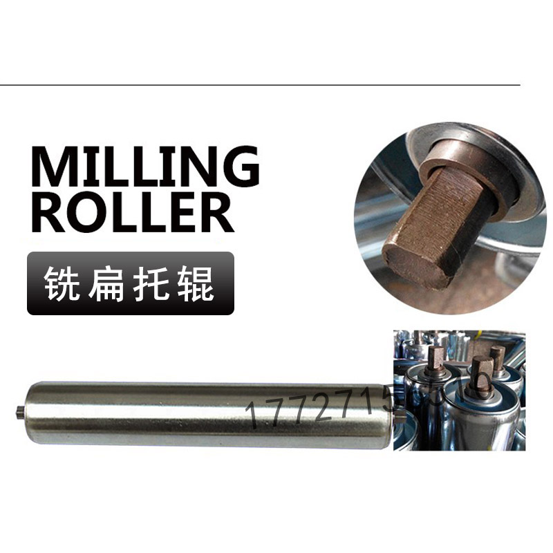 厂家热销非标定做可伸缩流水线镀锌不锈钢无动力托辊滚筒输送带