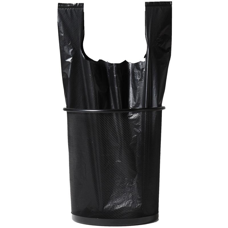 300只垃圾袋家用加厚特厚手提式