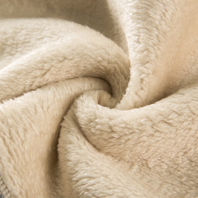 秋冬季加绒加厚羊羔绒运动女裤女大码外穿宽松卫裤秋冬休闲棉长裤