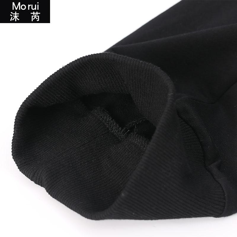 可定制团队活动班服工作服装公司团队LOGO七分裤子男女薄短裤卫裤