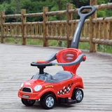 Children 1-3 years old scooter yo car shilly-car walker with music child car wagon trolley