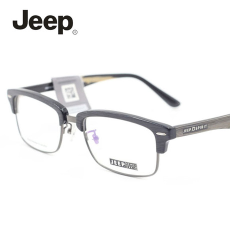 Buy New counter genuine jeep jeep T8109 plate full frame glasses ...