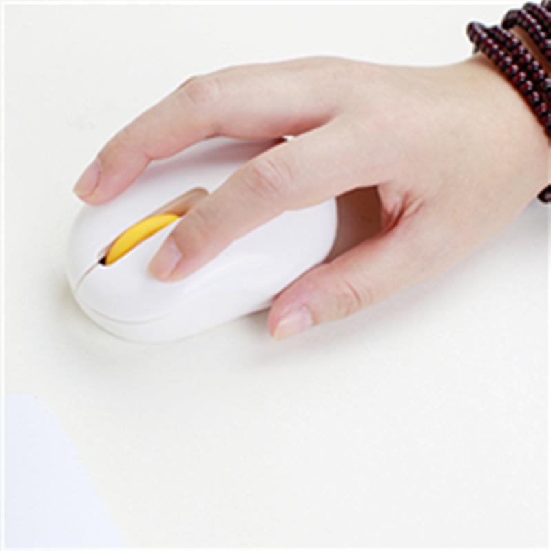 特价动物尾巴无线鼠标笔记本电脑女生可爱创意usb卡通儿童鼠标萌