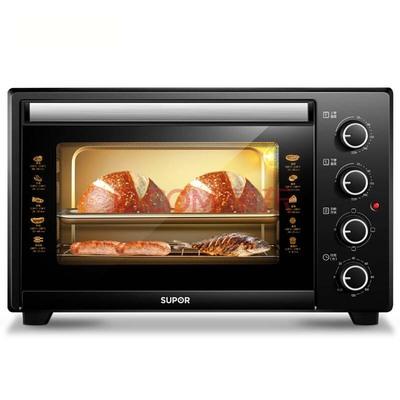 SUPOR/蘇泊爾 K35FK602  電烤箱家用烘焙多功能全自動35L升大容量