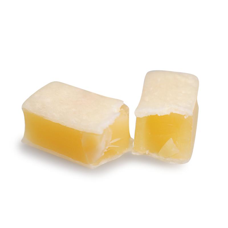 日本扇屋OHGIYA奶油鳕鱼干酪宝宝进口芝士奶酪条即食DHA儿童零食