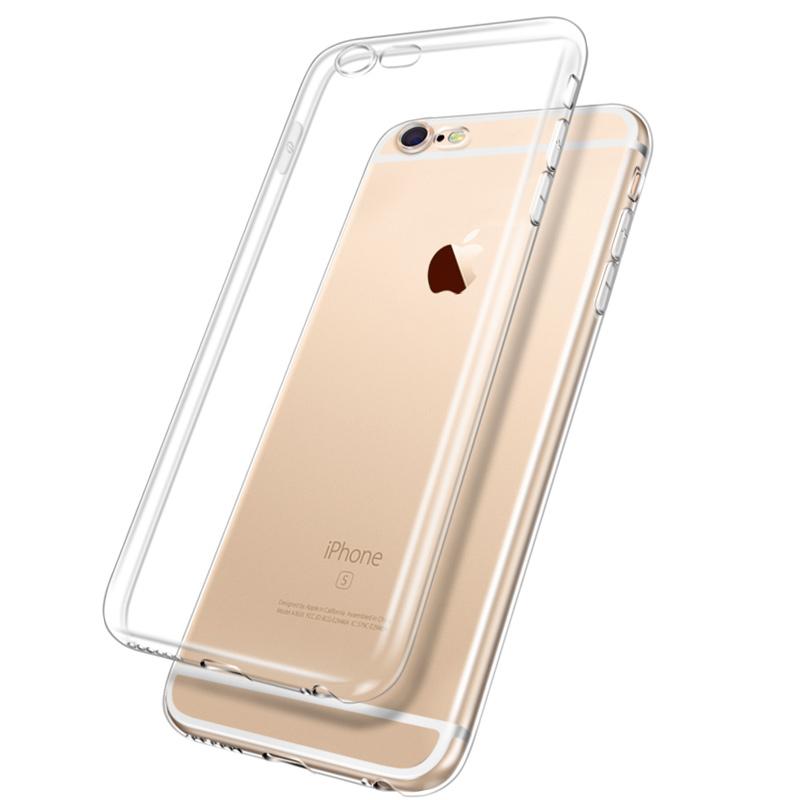 5.5 背 4.7 手机 i6 新款六 p 软壳男女清新简约 6sp 透明硅胶防摔全包边超薄 plus 6s 6 保护套 iPhone6 手机壳 6splus 苹果