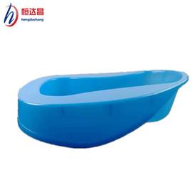 老人卧床大便盆医院床上瘫痪病人孕妇男女加厚塑料接便马桶坐便器