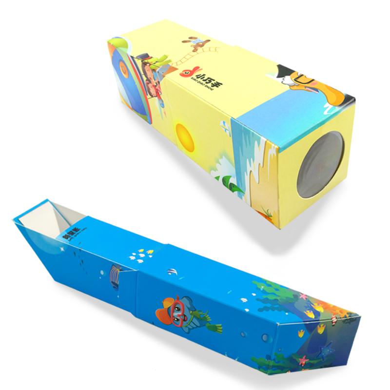 小学生光学潜望镜望远镜套装科技小制作发明diy 大童科学实验玩具