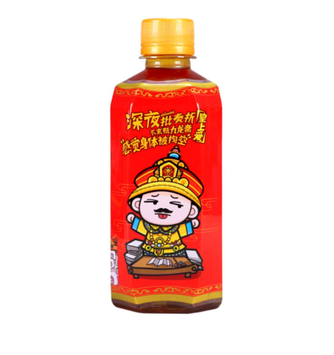 九龙斋老北京风味酸梅汤饮料 400ml*6瓶解暑饮料冰糖熬制【图5】
