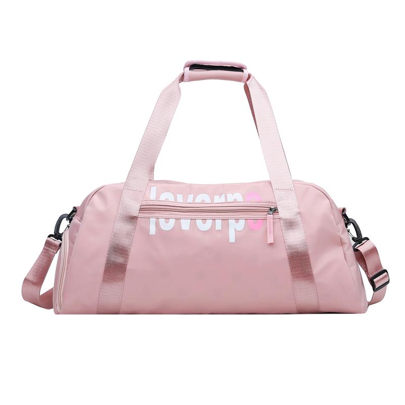 短途出差旅行袋子女手提大容量轻便行李包学生旅游长期住校衣服包