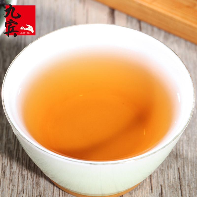 黑乌龙茶去油腻茶叶乌龙茶茶叶 新茶黑乌龙茶油切黑乌龙茶叶