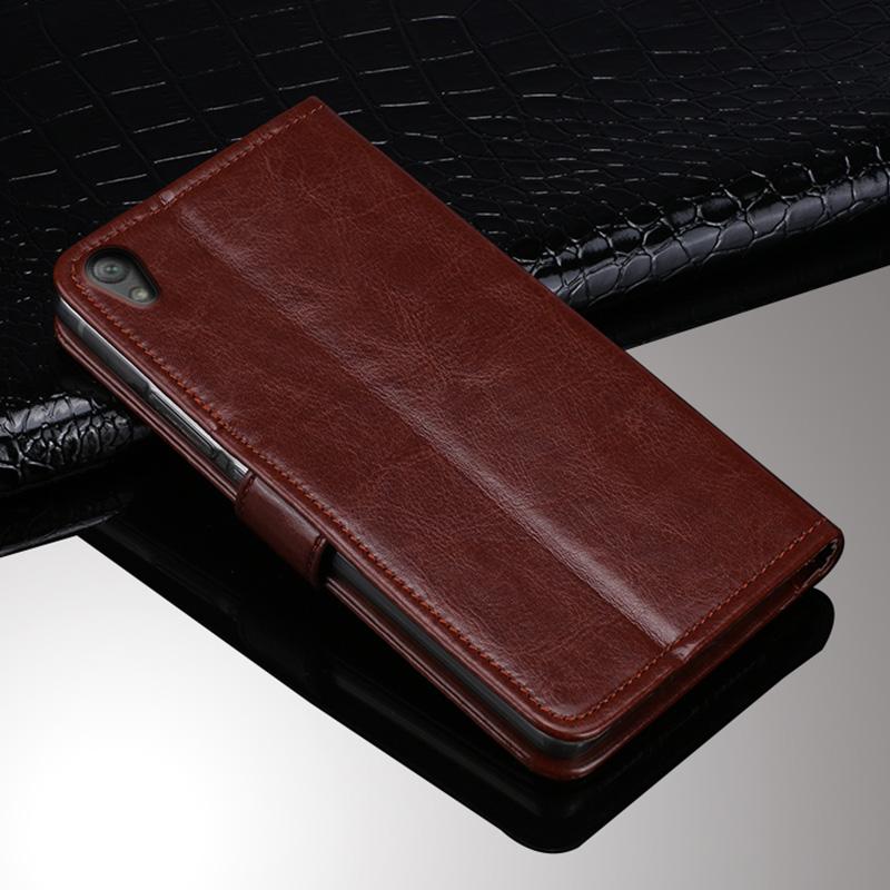 艾德維索尼Z5Premium手機殼Z5Plus手機套Sony Z5皮套翻蓋式z5p殼