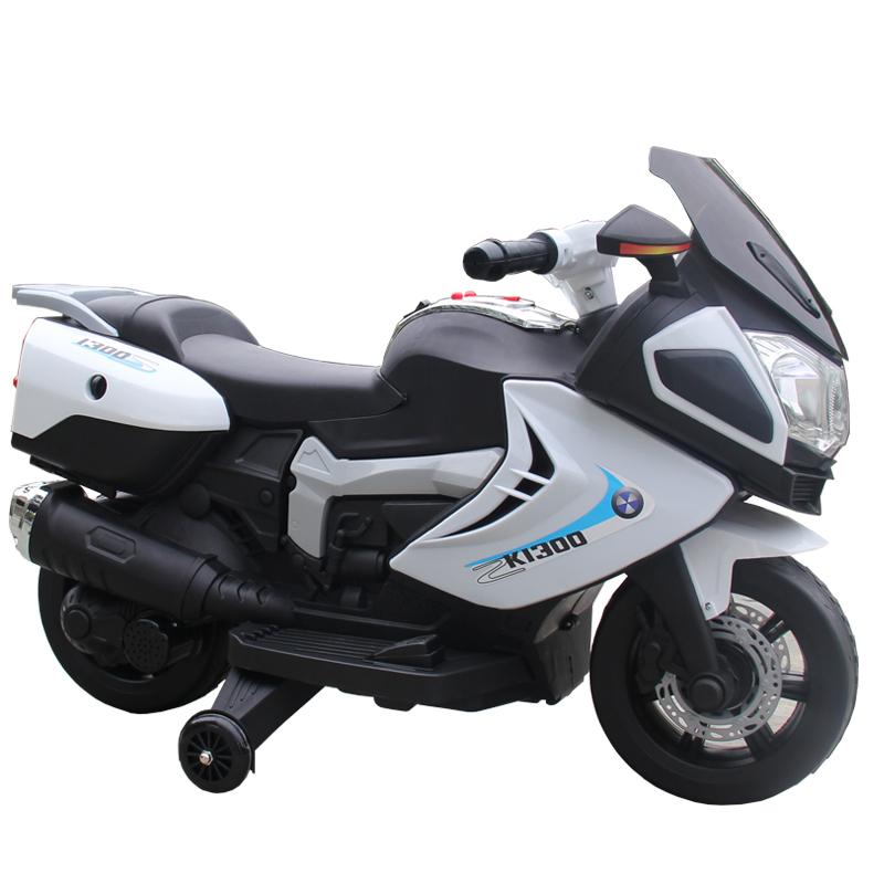 星潮儿童电动车摩托车大号可坐人充电男女宝宝小孩玩具童车