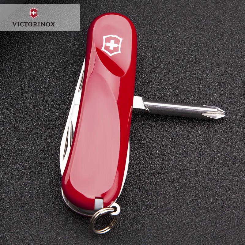 维氏瑞士军刀 85MM新款 德莱蒙系列新生代 2.4803.E 多功能瑞士刀