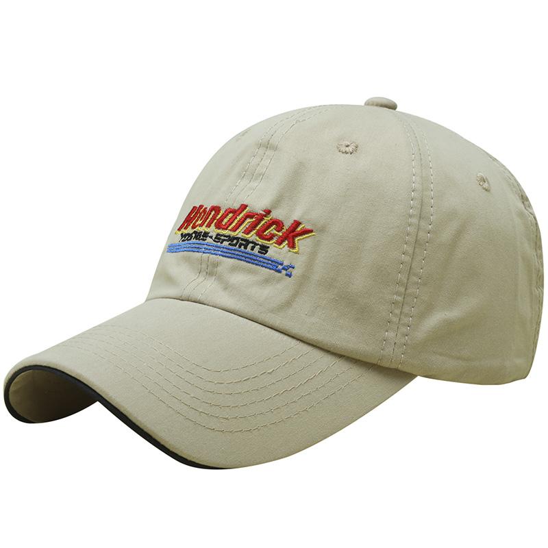 女美式软顶棒球帽时尚弯檐帽