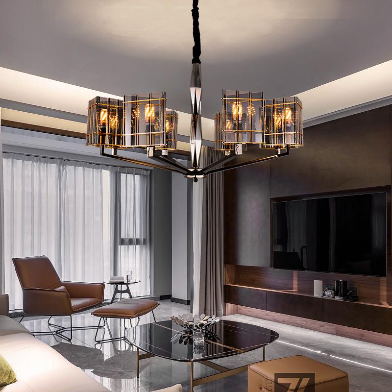 晶灯全屋组合三室两厅套餐灯具