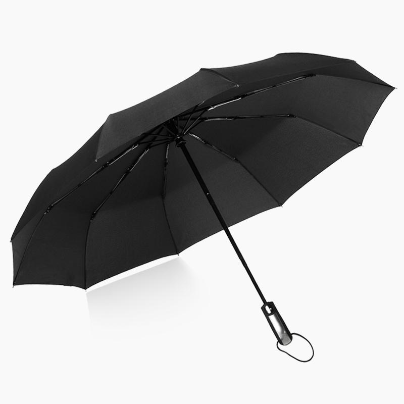 全自动雨伞s男女折叠太阳伞黑科技防晒小巧便携遮阳大号晴雨两用