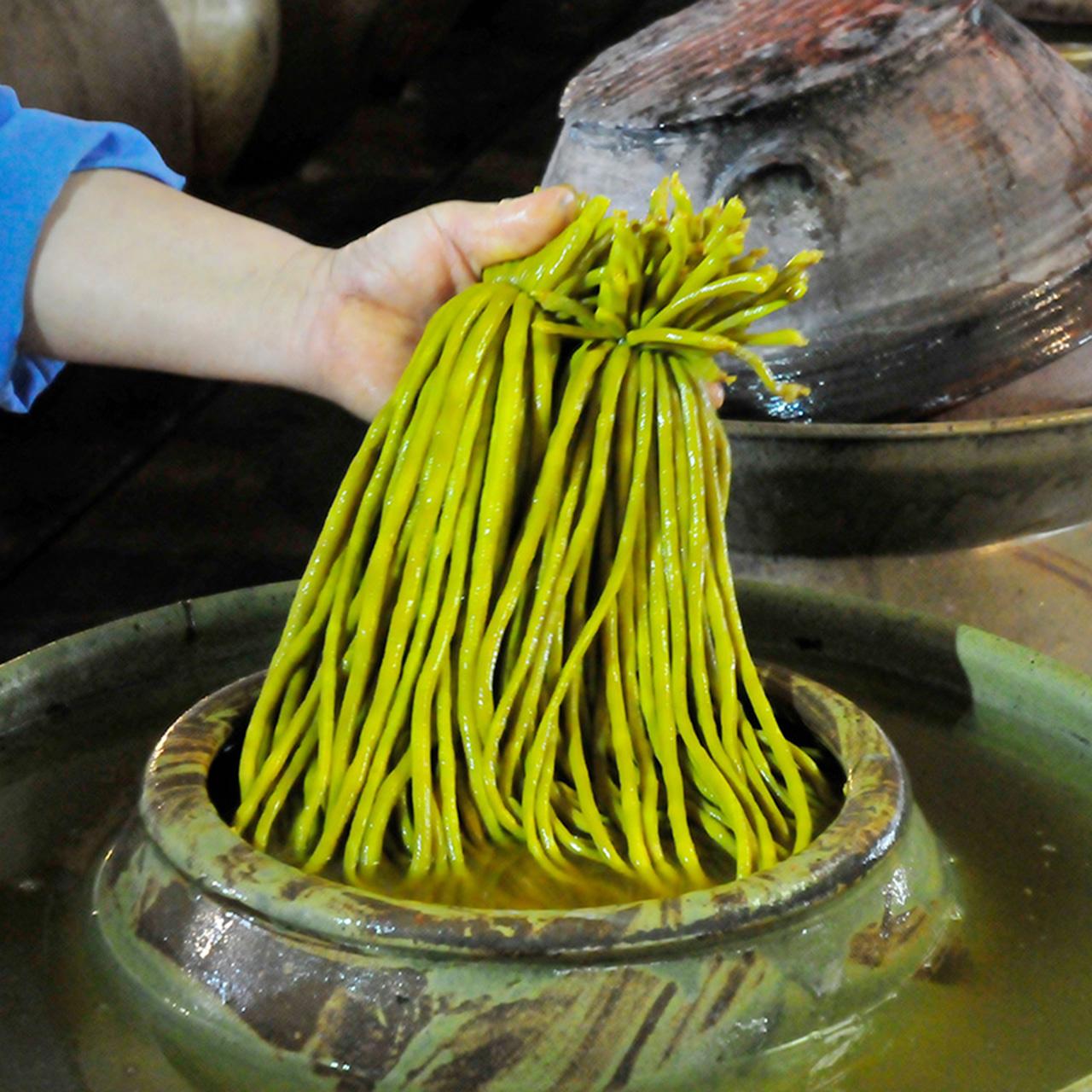 四川泡菜酸豆角酸豇豆350g*4袋老坛泡菜酱菜下饭菜脆豇豆新繁泡菜