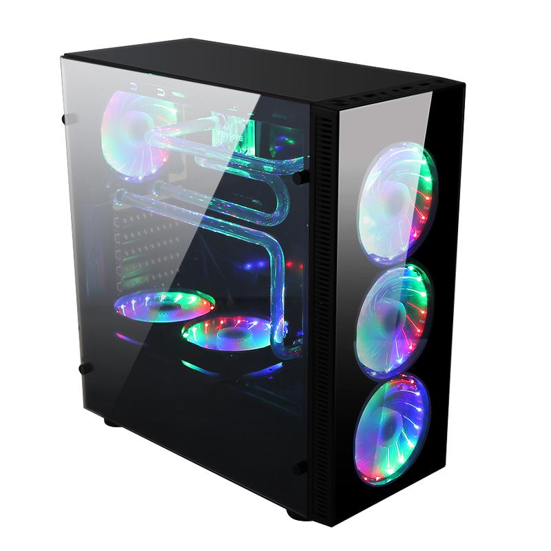 独显逆水寒吃鸡组装游戏电脑主机办公台式全套整机 GTX1060 i5 四核
