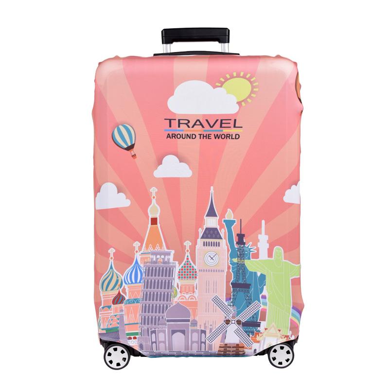 旅行李箱子保护套子20外罩26寸28弹力30加厚24耐磨25拉杆皮箱箱套