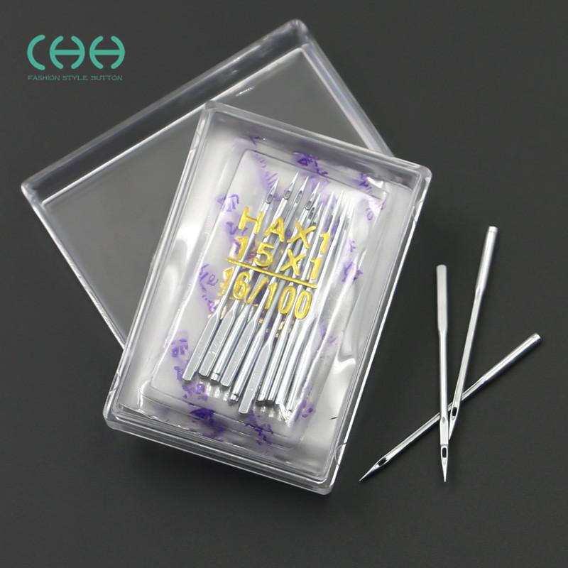 老式缝纫机针14号家用电动缝纫机机针工业针平缝机针平车针锁边针