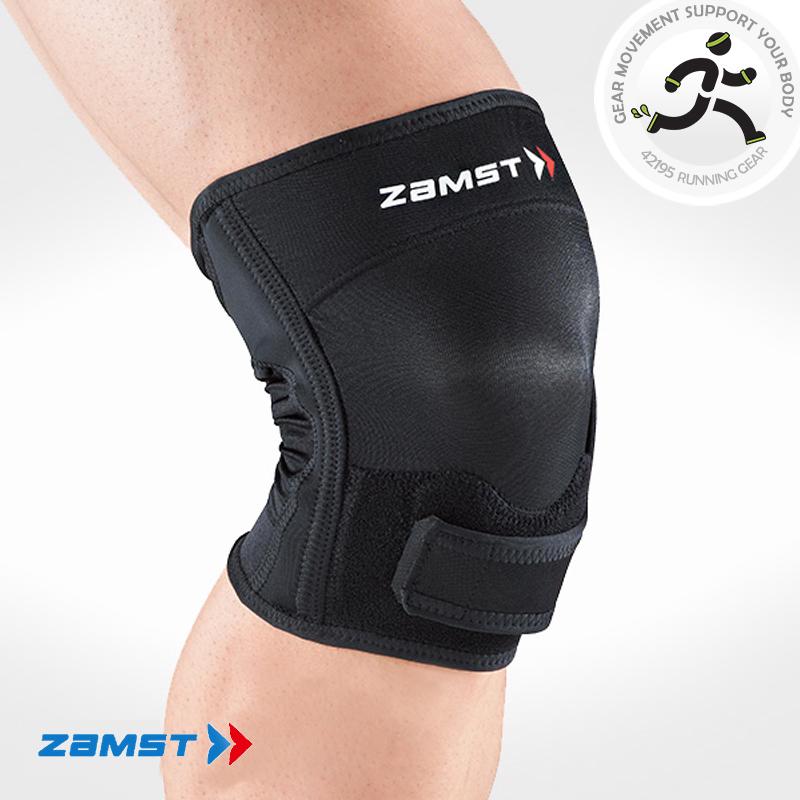 贊斯特 ZAMST  髕骨支撐 運動馬拉松越野跑步護膝護具 42195 RK-2
