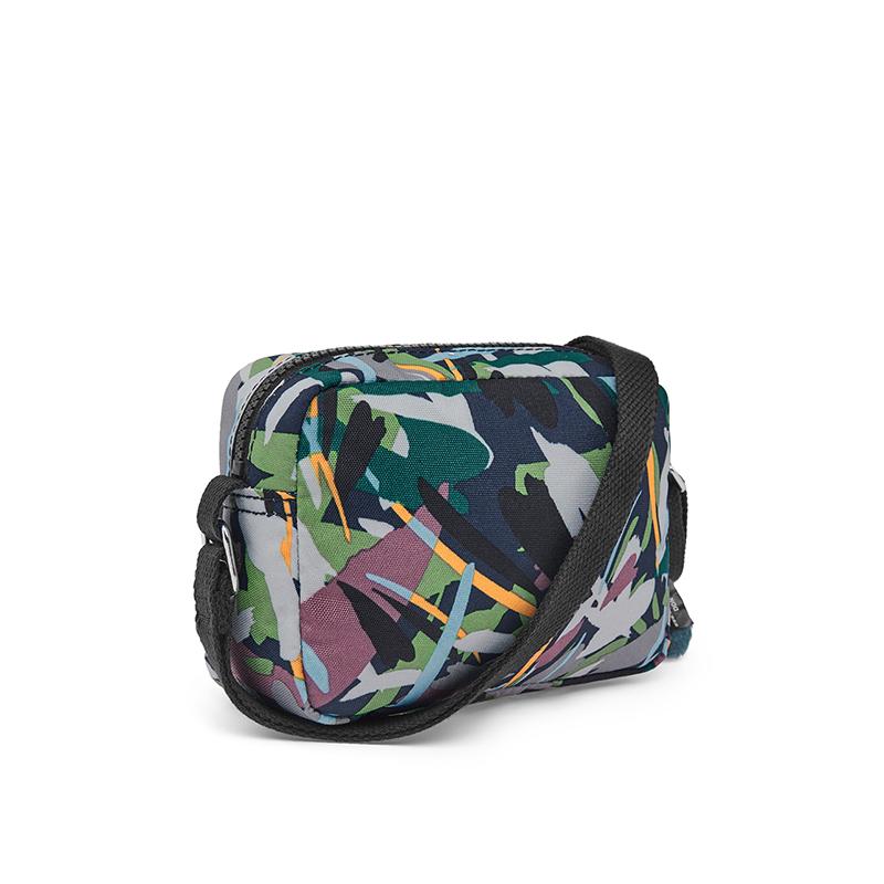 kipling女款迷你帆布包2020新款时尚单肩包斜挎包手提包 BETHANY【图4】