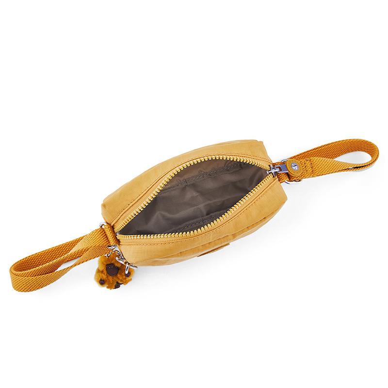 kipling女款迷你帆布包2020新款时尚单肩包斜挎包手提包 BETHANY【图5】