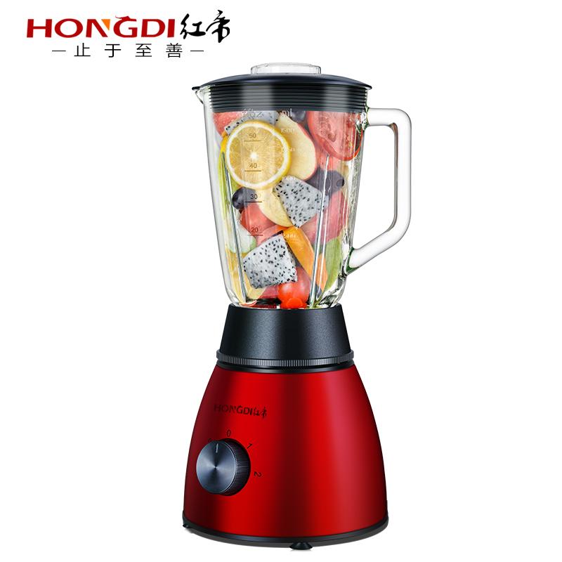 红帝 B5果汁机榨汁机家用多功能豆浆机果蔬榨汁机打酥油茶机