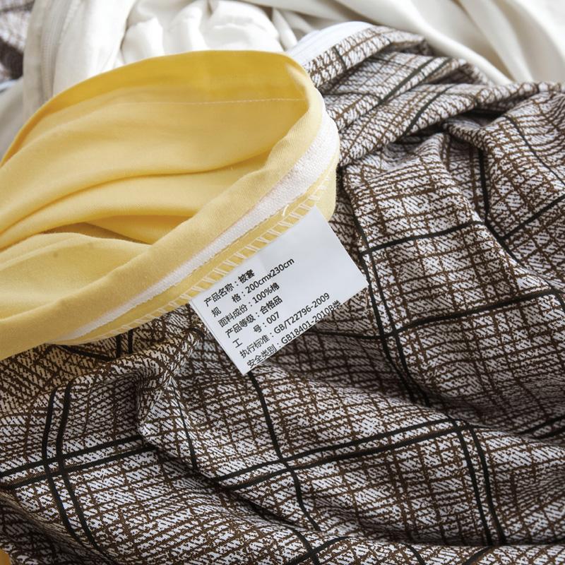 米床上用品 1.8 四件套全棉纯棉床单被套宿舍三件套床品套件网红款