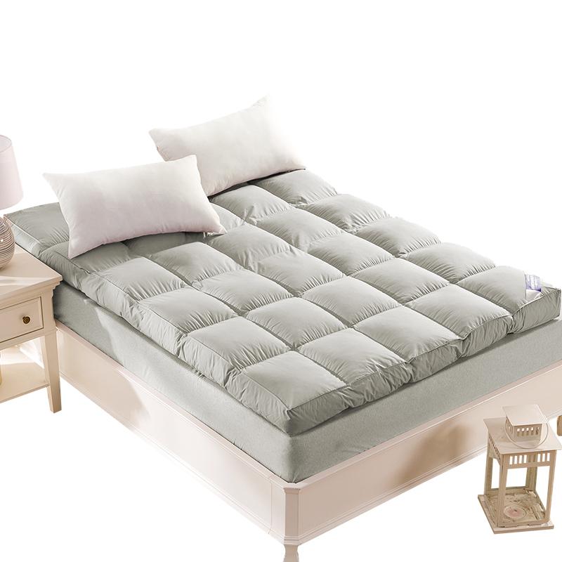 南极人加厚床垫软垫1.5m双人床褥子单人学生宿舍1.2米榻榻米垫被