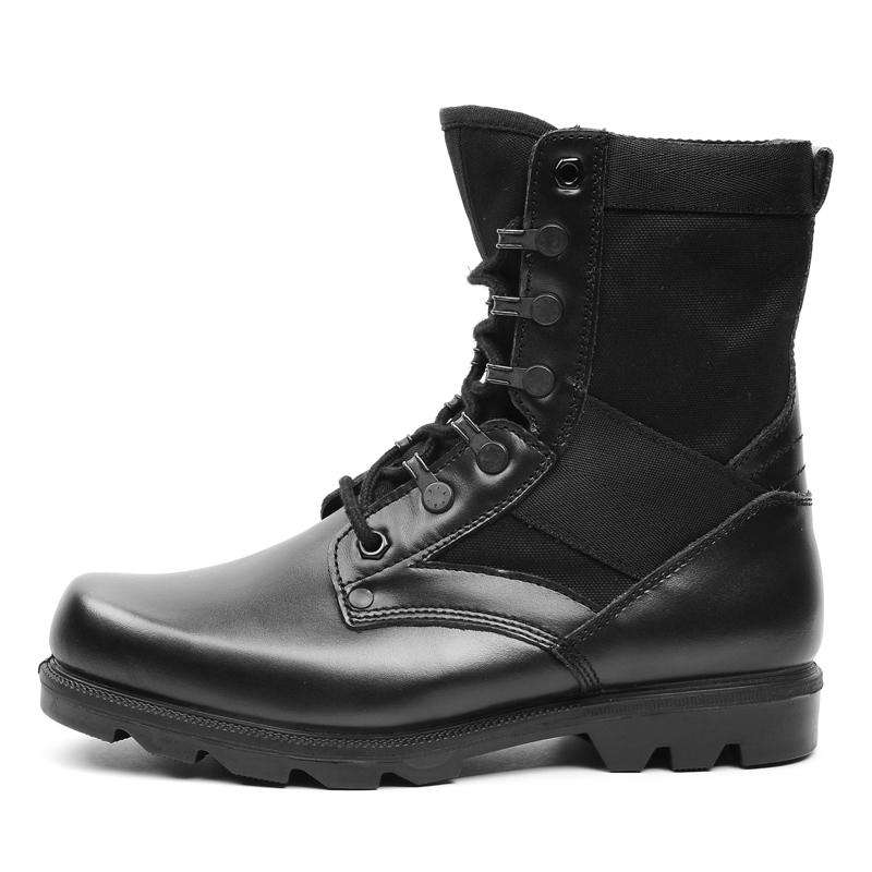 春秋16式超轻作战靴男07a特种兵高帮防水陆战靴战术靴军靴作训靴