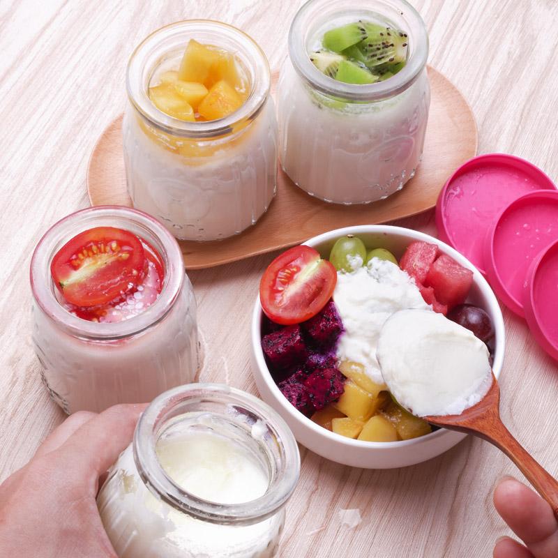 生活日记酸奶机家用全自动玻璃分杯大容量自制酸奶发酵机酸奶杯M9