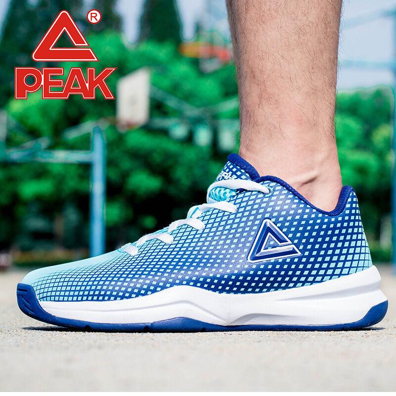 匹克籃球鞋男低幫正品男鞋春季運動鞋防滑耐磨透氣學生比賽戰靴