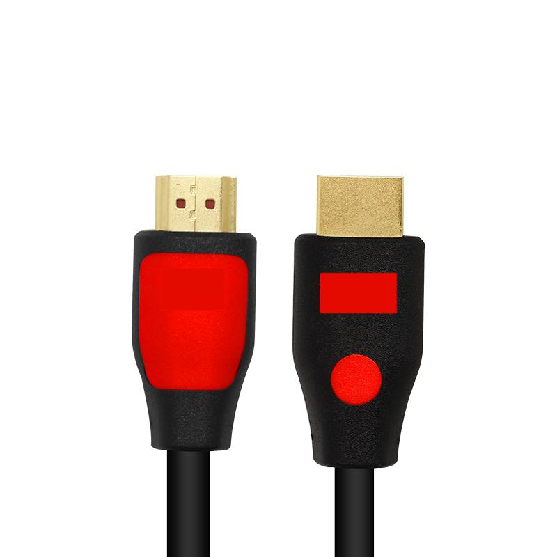 高清hdmi线2.0版4k高清线3d电脑电视数据连接线液晶显示器 机顶盒ps4投影仪分割器切换器HDMI 2.0线【图5】