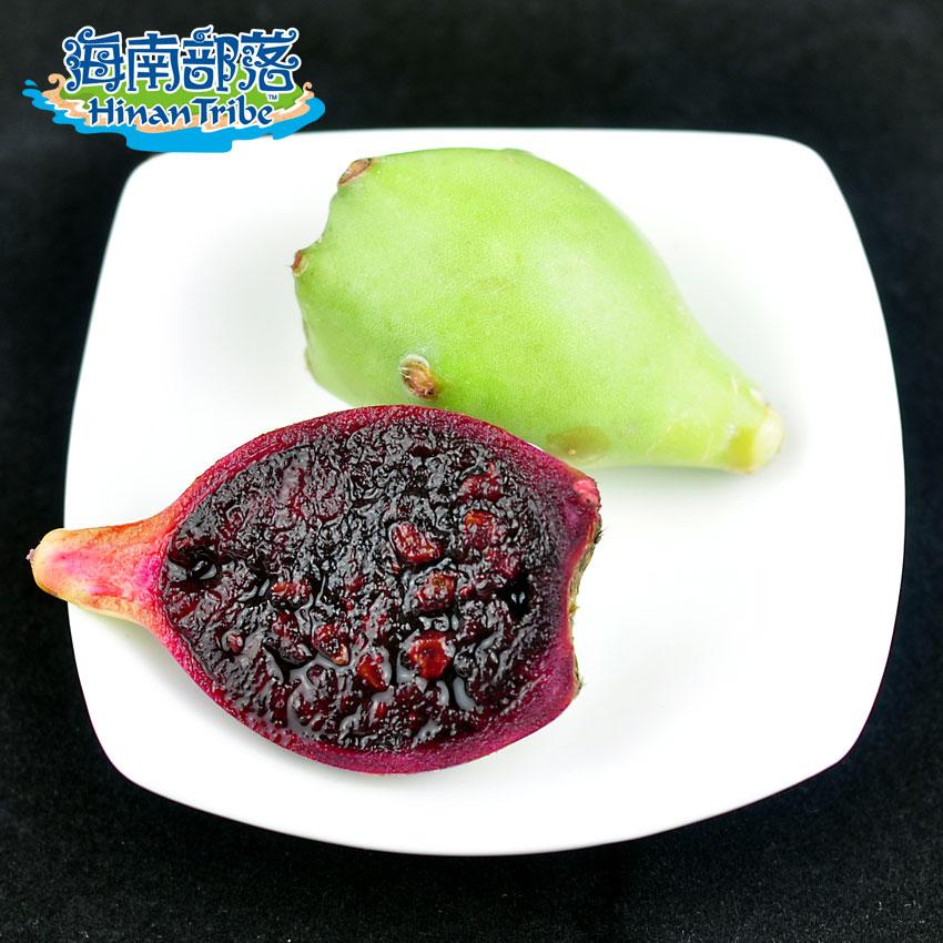 精选2斤大果海南野生仙人掌果三亚新鲜水果红心稀奇古怪没吃过的