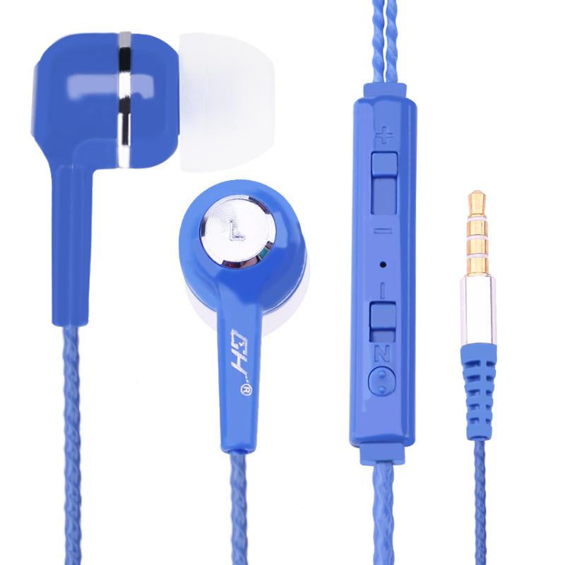 小米5X play通用红米note5a 5plus 6/7pro 6A手机耳机入耳式线控